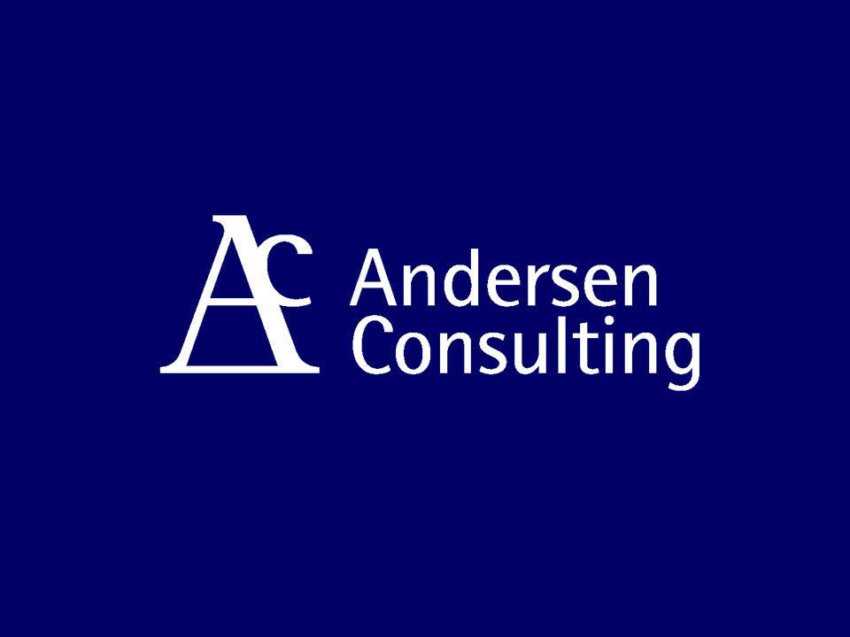 2/16/2000©Andersen Consulting 2000 Teljes életciklust támogató szoftverek Maximális automatizálás Gyors fejlesztés Jól átgondolt tervezés Skálázhatóság Modularitás Teljes folyamat végigkövetése Garantált minőség Szabványoknak való megfelelés