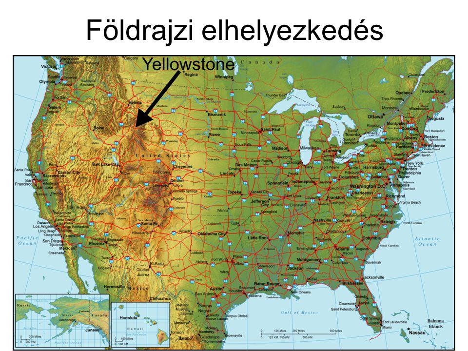 Földrajzi elhelyezkedés