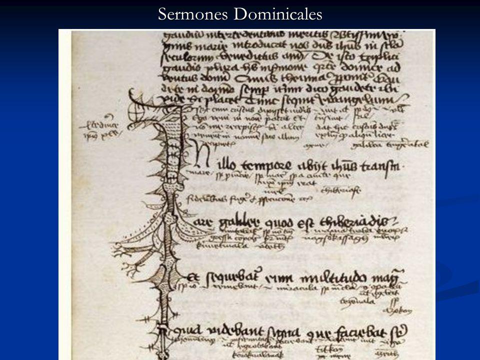 Sermones Dominicales