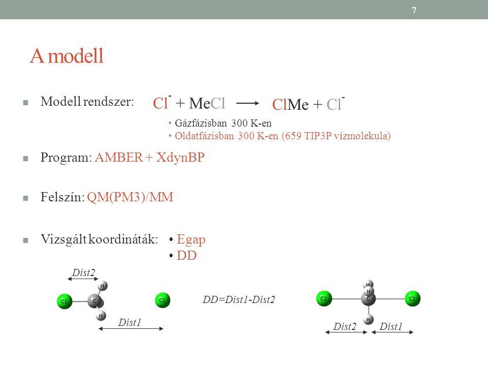 EGAP többállapotú rendszerekre 6 lehetséges ekvivalens vegyértékállapot (2 oxigén x 3 hidrogén) 1 vegyértékállapot Reaktáns állapot(ok)Termék állapot Ekvivalens EGAPek: 18
