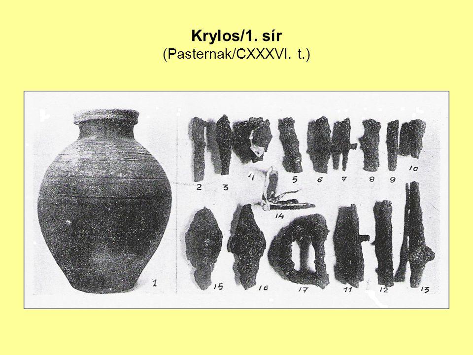 Krylos/1. sír (Pasternak/CXXXVI. t.)