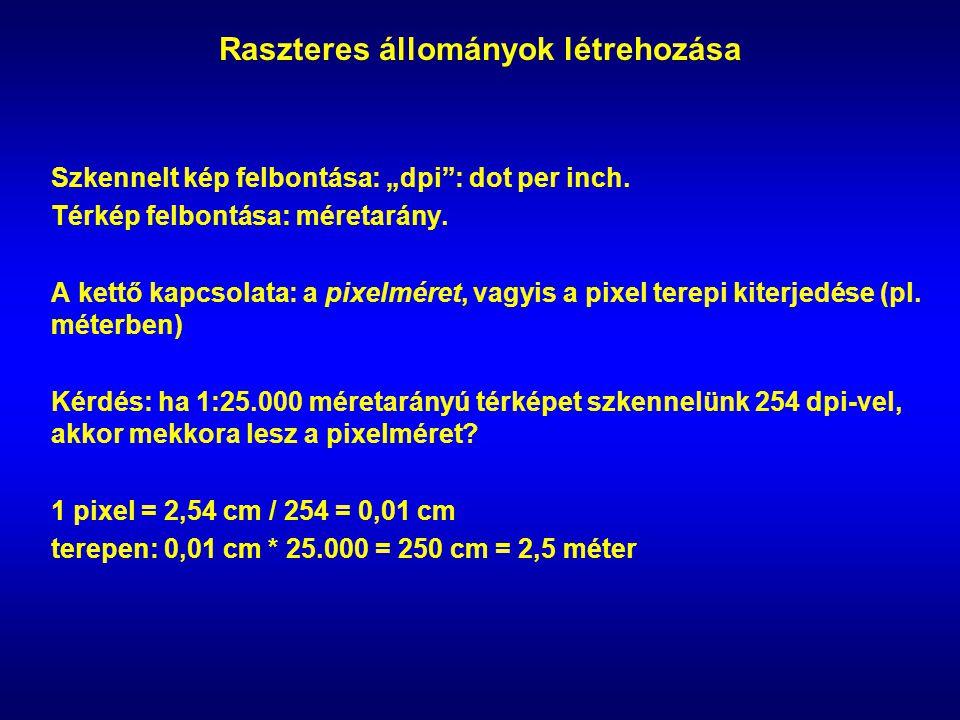 "A kész állomány leíró információi DatasetHeader Begin Version= 7.0 Name= ""minta.ers DataType= Raster ByteOrder= LSBFirst CoordinateSpace Begin Datum= WGS84 Projection= NUTM34 CoordinateType= EN Rotation= 0:0:0.0 CoordinateSpace End RasterInfo Begin CellType= Unsigned8BitInteger CellInfo Begin Xdimension= 33 Ydimension= 33 CellInfo End NrOfLines= 5508 NrOfCellsPerLine= 7741 RegistrationCoord Begin Eastings= 450368 Northings= 5276516 RegistrationCoord End NrOfBands= 3 BandId Begin Value= Red BandId End BandId Begin Value= Green BandId End BandId Begin Value= Blue BandId End RasterInfo End DatasetHeader End"
