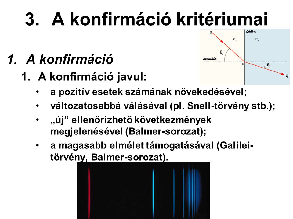 2.A konfirmáció problémái (paradoxonjai) [Carl G.Hempel: Tanulmányok a konfirmáció logikájáról.