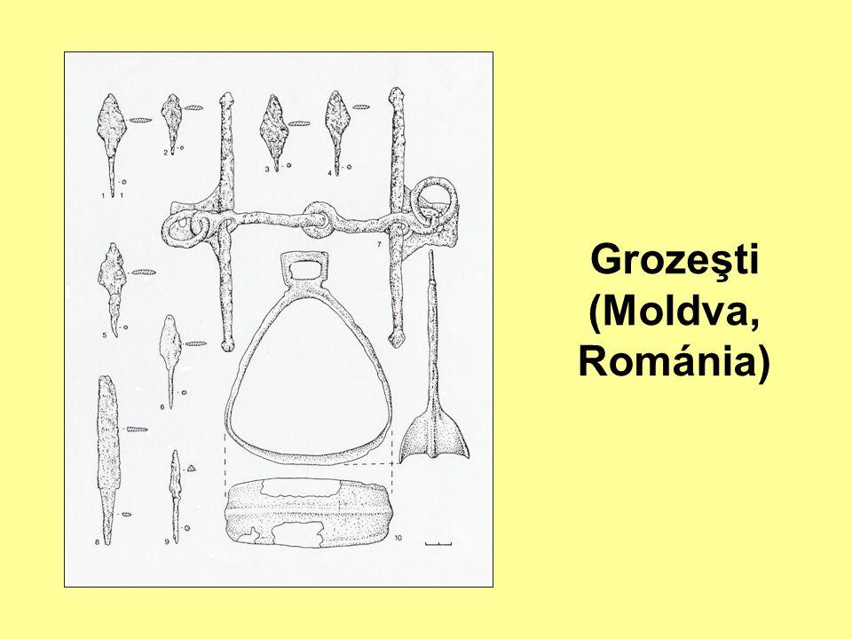 Grozeşti (Moldva, Románia)