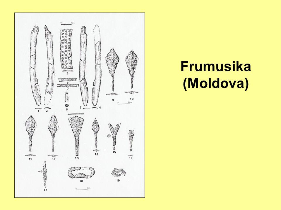 Probota (Moldva, Románia ) Publikáció: Zaharia, E.