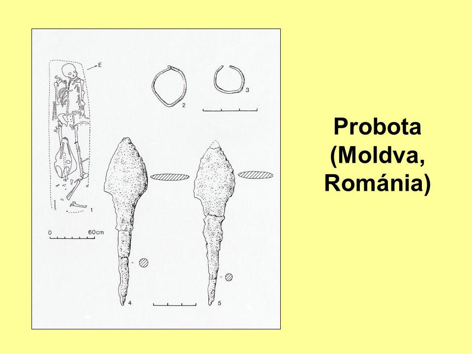 Grozeşti (Moldva, Románia) Publikáció: Spinei, V.: Moldava in the 11th-14th Centuries.