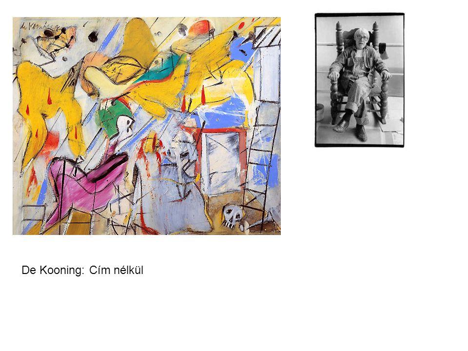 De Kooning: Cím nélkül