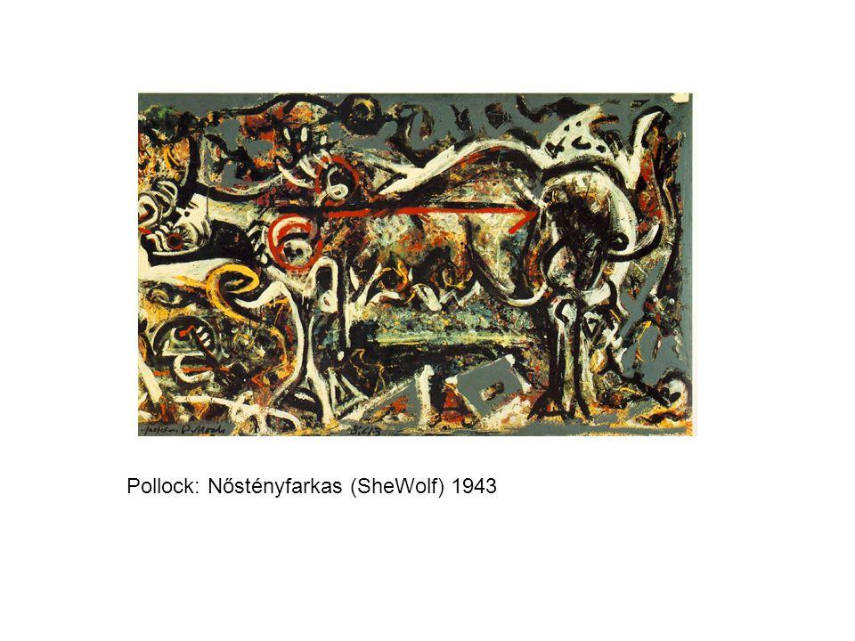 Morris Louis K.S.I 1959.akril vászon 264x428 cm Essen Museum Folkwang M.