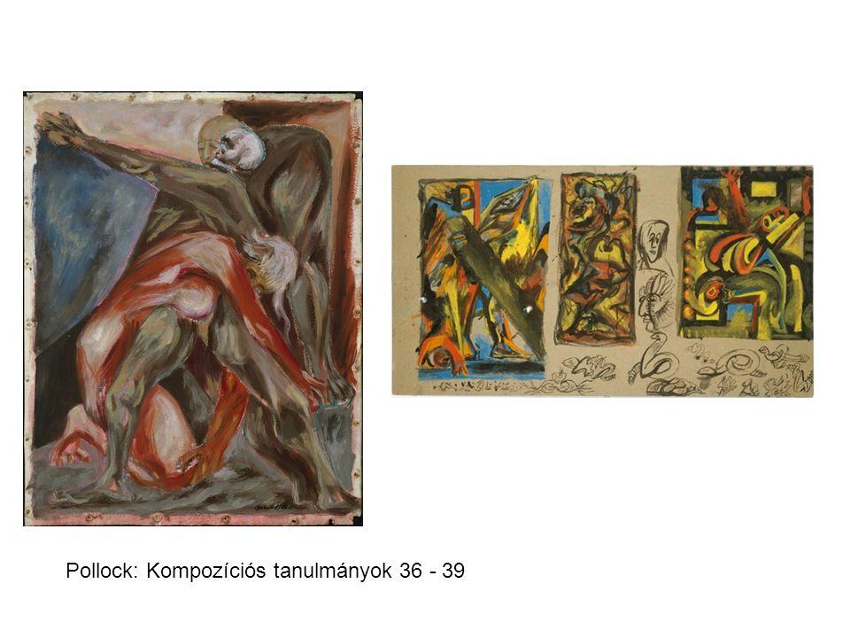 Hans Hofmann: Above deep waters 1959. Berkeley Art Museum California