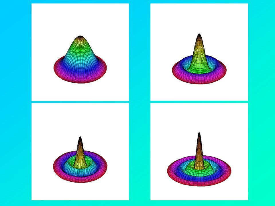 1994 elektronok 2 dimenzióban elektródák Az elektron a fekete tartományban mozog, elkerülve az elektródákat Mezoszkopikus biliárd