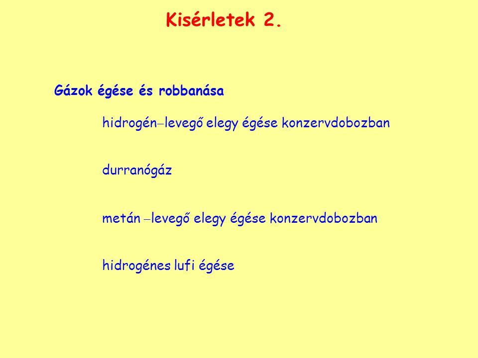 Kisérletek 2.