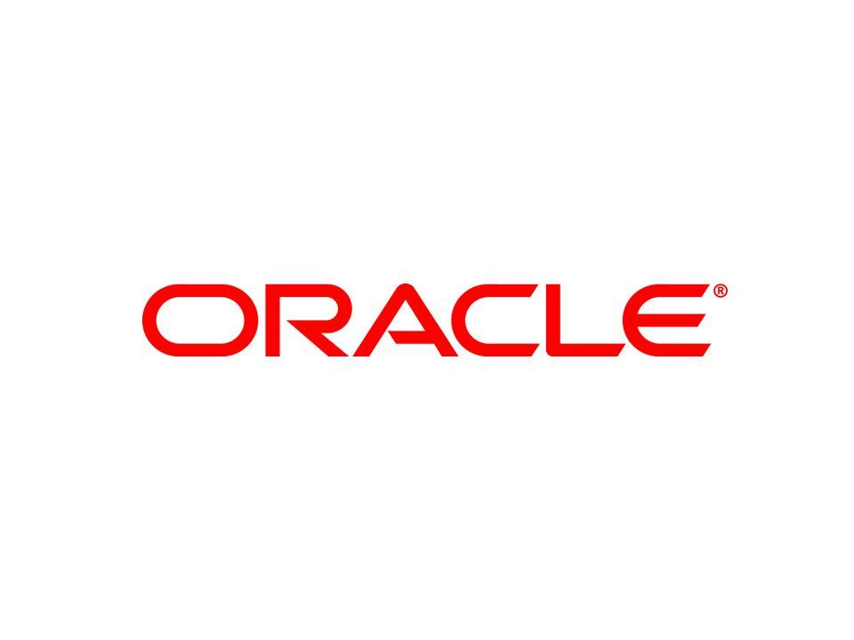 32 További információk Dokumentáció http://www.oracle.com/technology/products/middleware/index.html http://www.oracle.com/technology/products/weblogic/index.html http://www.oracle.com/technology/products/jrockit/index.html http://www.oracle.com/technology/products/ias/toplink/index.html http://www.oracle.com/technology/products/coherence/index.html http://www.oracle.com/technology/products/jdev/index.html http://www.oracle.com/technology/products/enterprise-pack-for- eclipse/index.html http://www.oracle.com/technology/products/adf/index.html Oktatás http://education.oracle.com/
