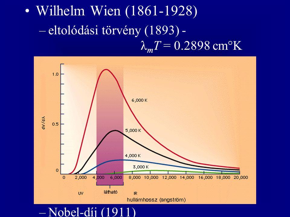 Henry Moseley (1887-1915) –röntgenvizsgálatok  az atommag töltése azonos a rendszámmal (1913)