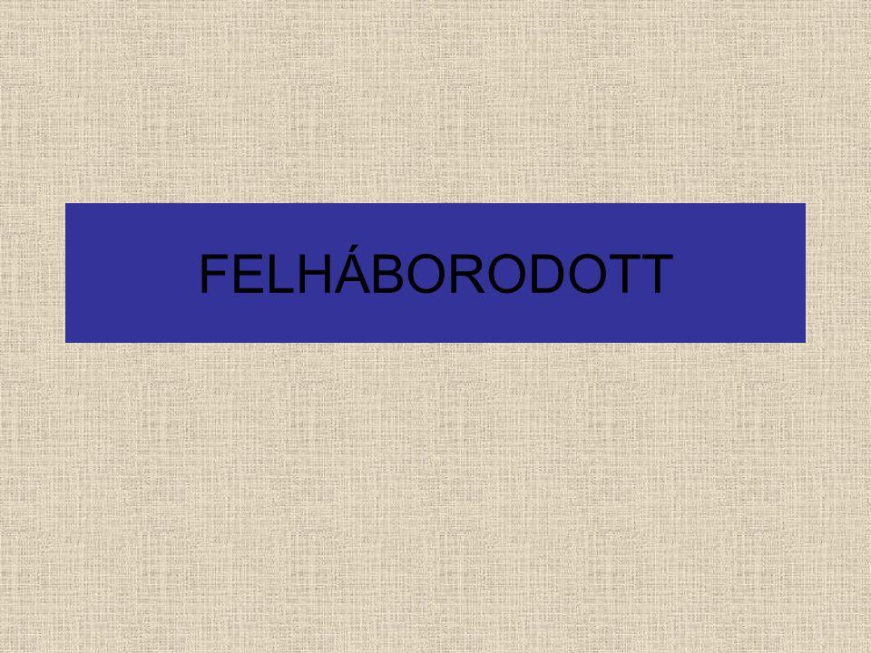 FELHÁBORODOTT