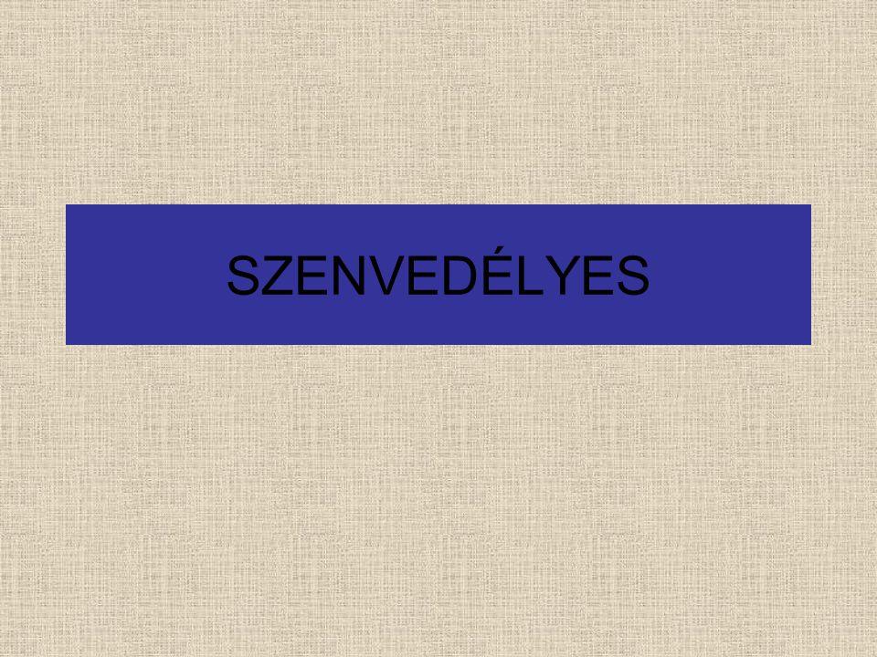 SZENVEDÉLYES