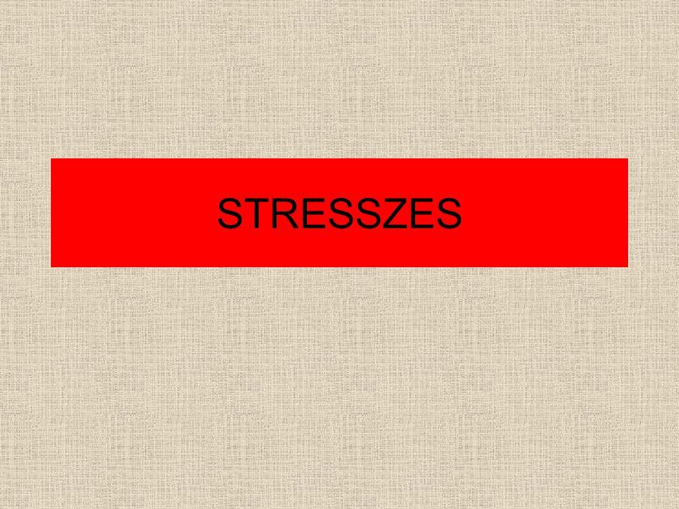 STRESSZES