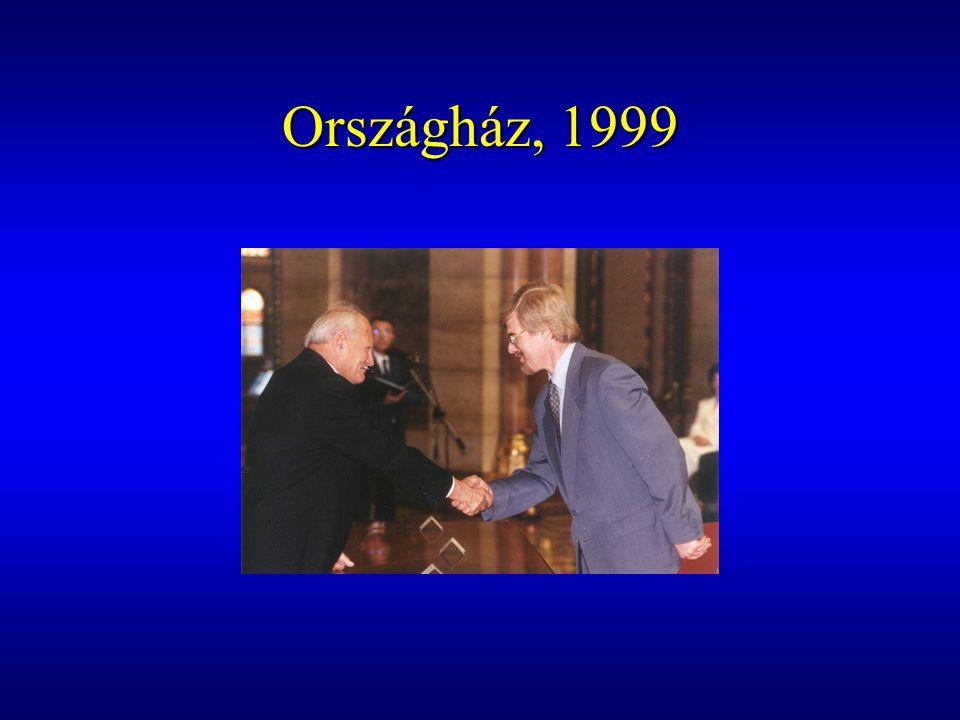 Országház, 1999