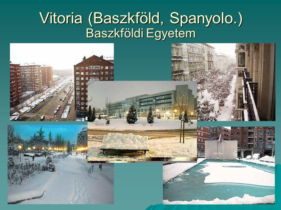 Szófia (Bulgária) Építőmérnöki és Geodéziai Egyetem Jelenleg csak oktatói mobilitás.