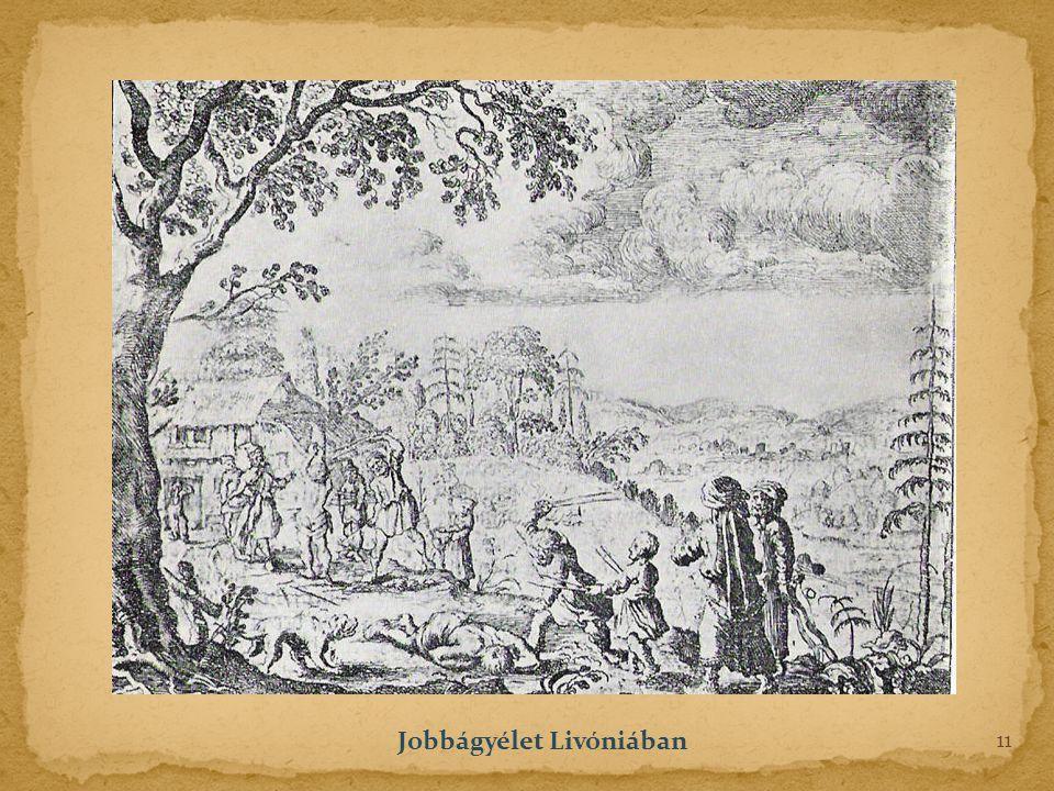Jobbágyélet Livóniában 11