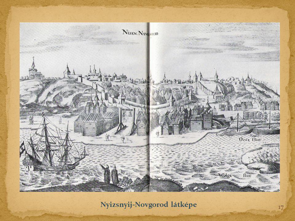 Nyizsnyij-Novgorod látképe 17