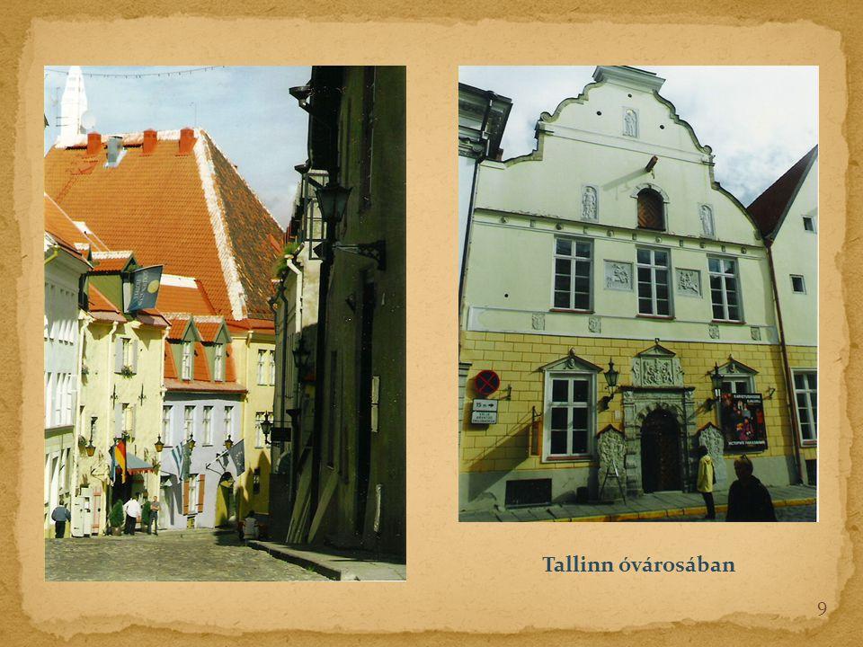 Tallinn óvárosában 9