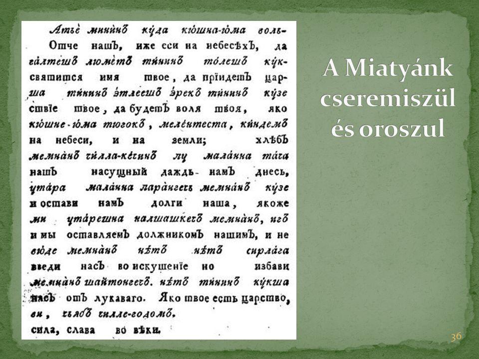 Beke Ödön: Mari nyelvjárási szótár.I-IX. Szombathely, 1997  2001.