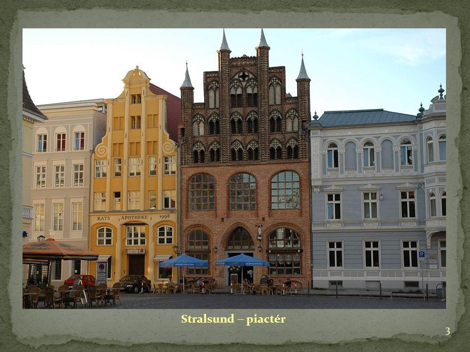 3 Stralsund  piactér