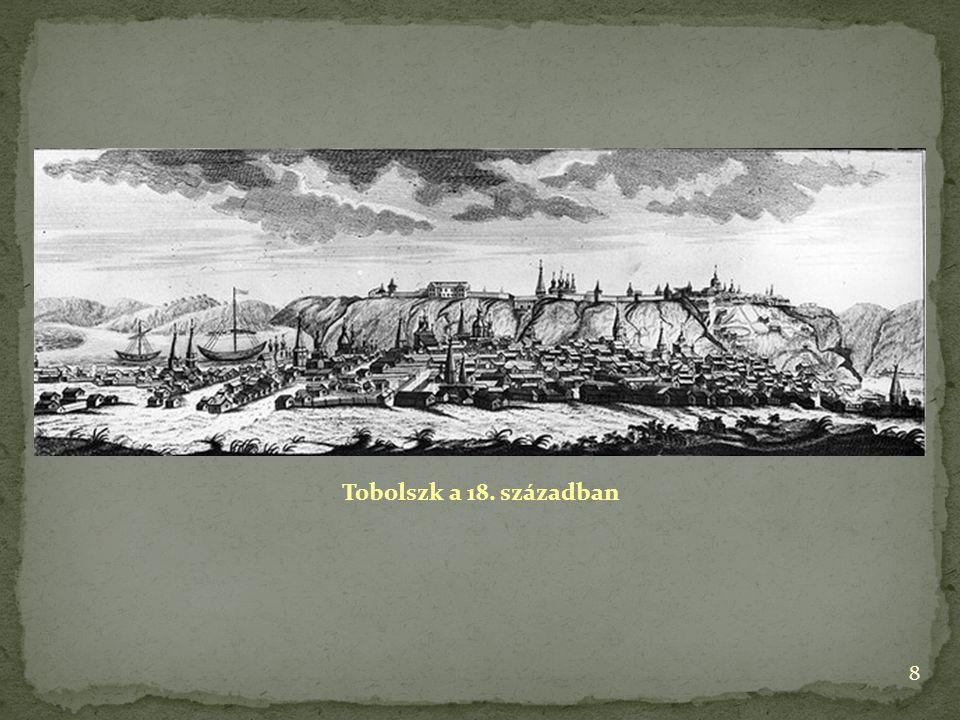 Strahlenberg a helyi könyvtárban tájékozódott, valamint érintkezésbe lépett a városon átutazó diplomatákkal, kereskedőkkel, kutatókkal stb.