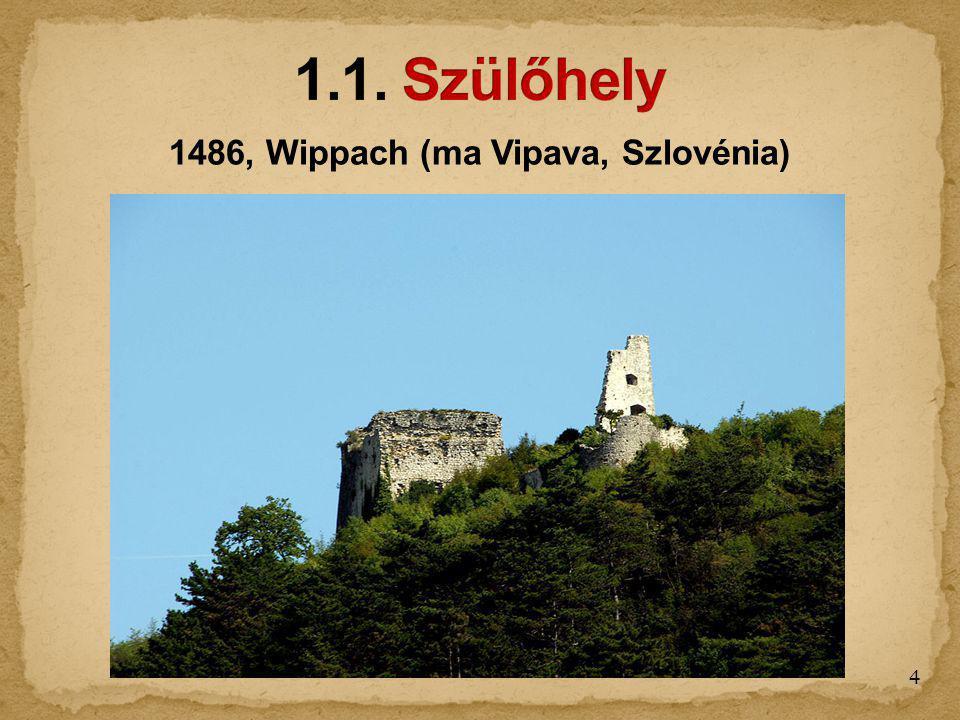 1486, Wippach (ma Vipava, Szlovénia) 4