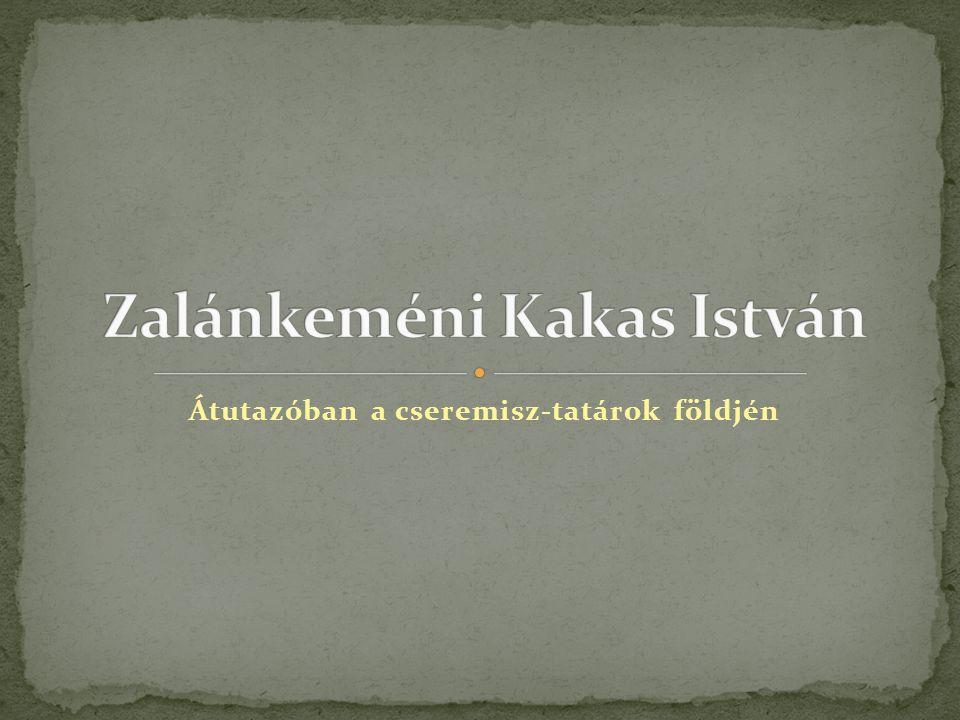 Átutazóban a cseremisz-tatárok földjén