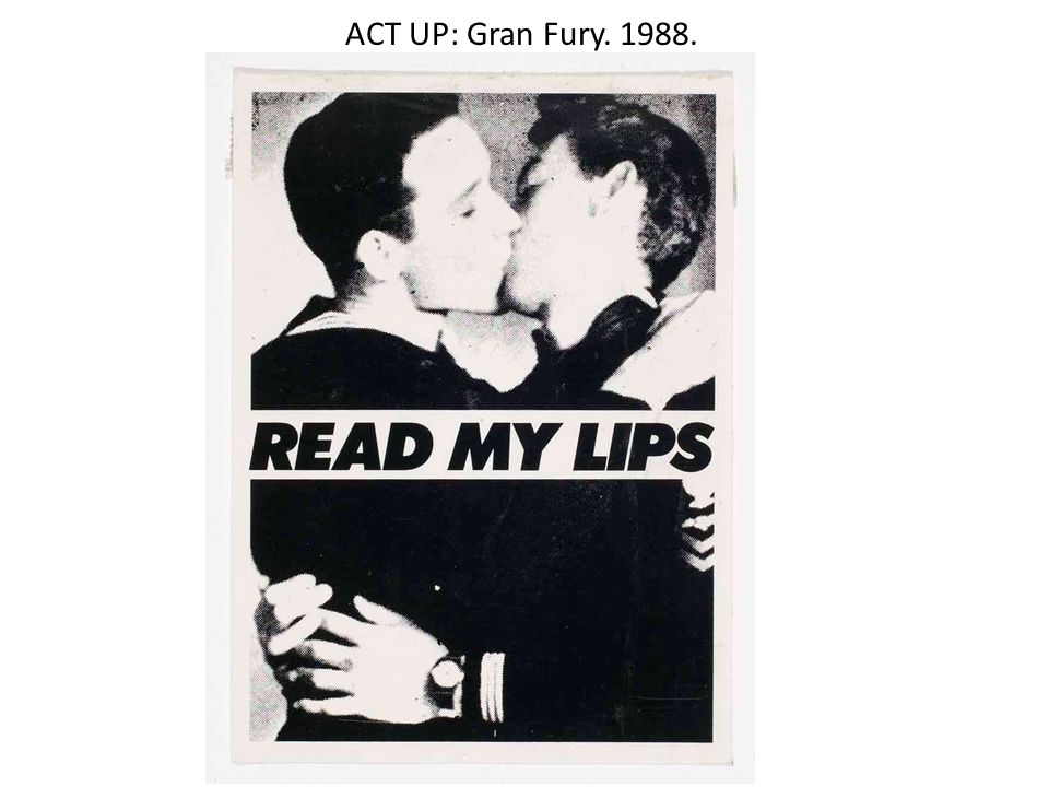 ACT UP: Gran Fury