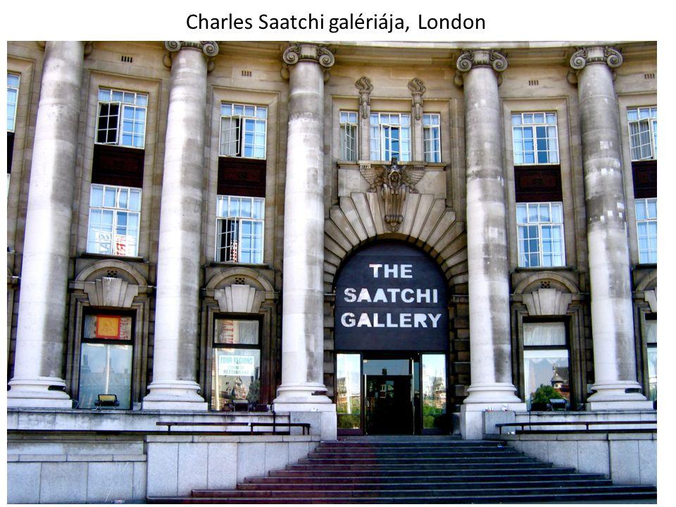 Charles Saatchi galériája, London