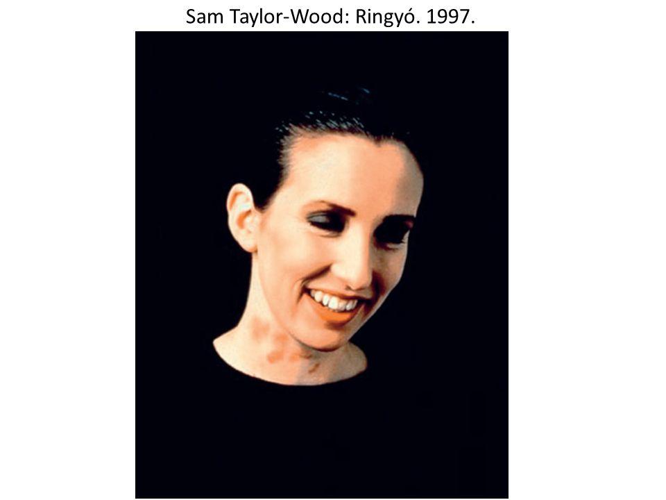 Sam Taylor-Wood: Ringyó. 1997.