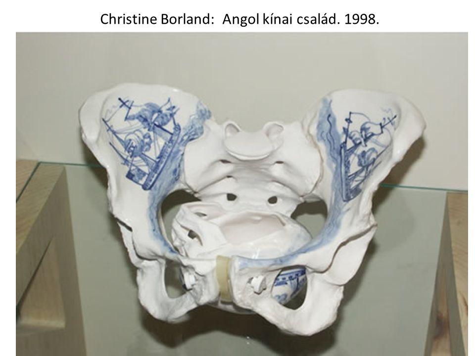 Christine Borland: Angol kínai család. 1998.