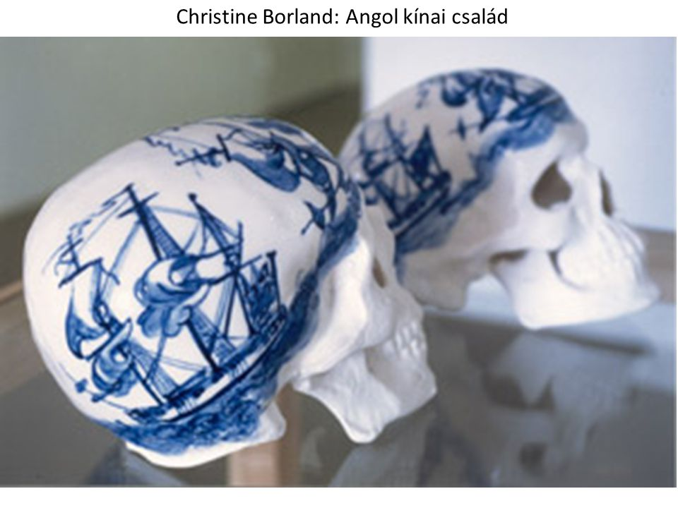Christine Borland: Angol kínai család