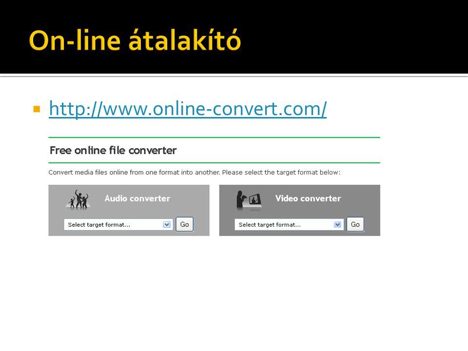  http://www.online-convert.com/ http://www.online-convert.com/