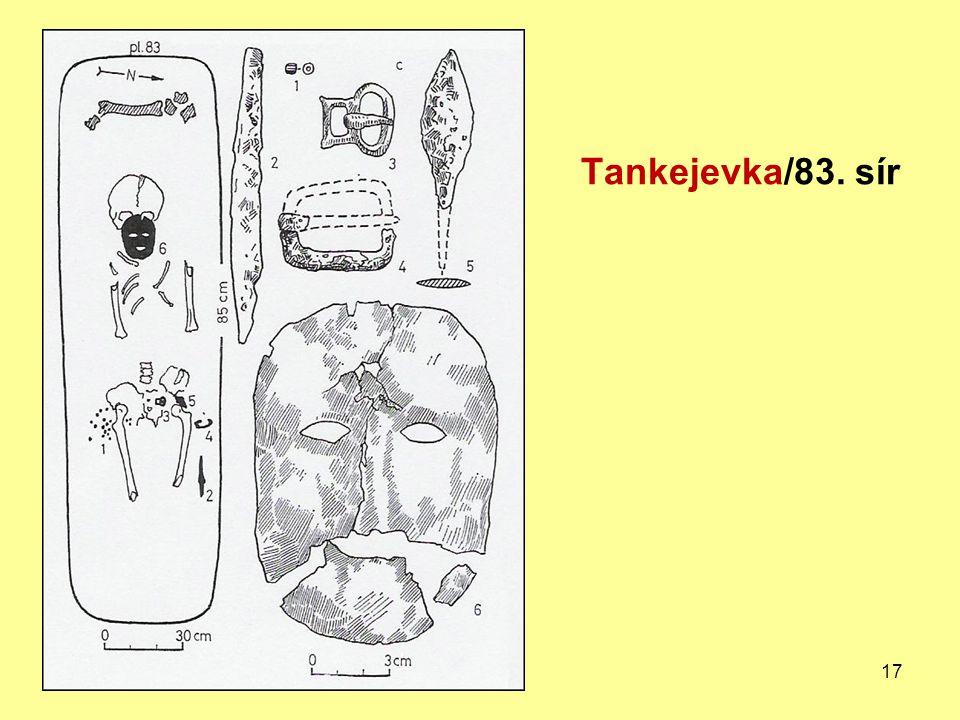 Tankejevka/83. sír 17