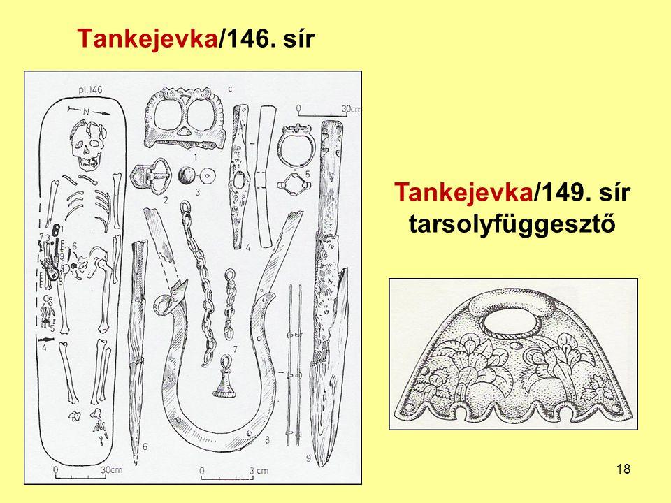 Tankejevka/146. sír Tankejevka/149. sír tarsolyfüggesztő 18