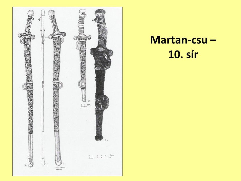 Martan-csu – 10. sír