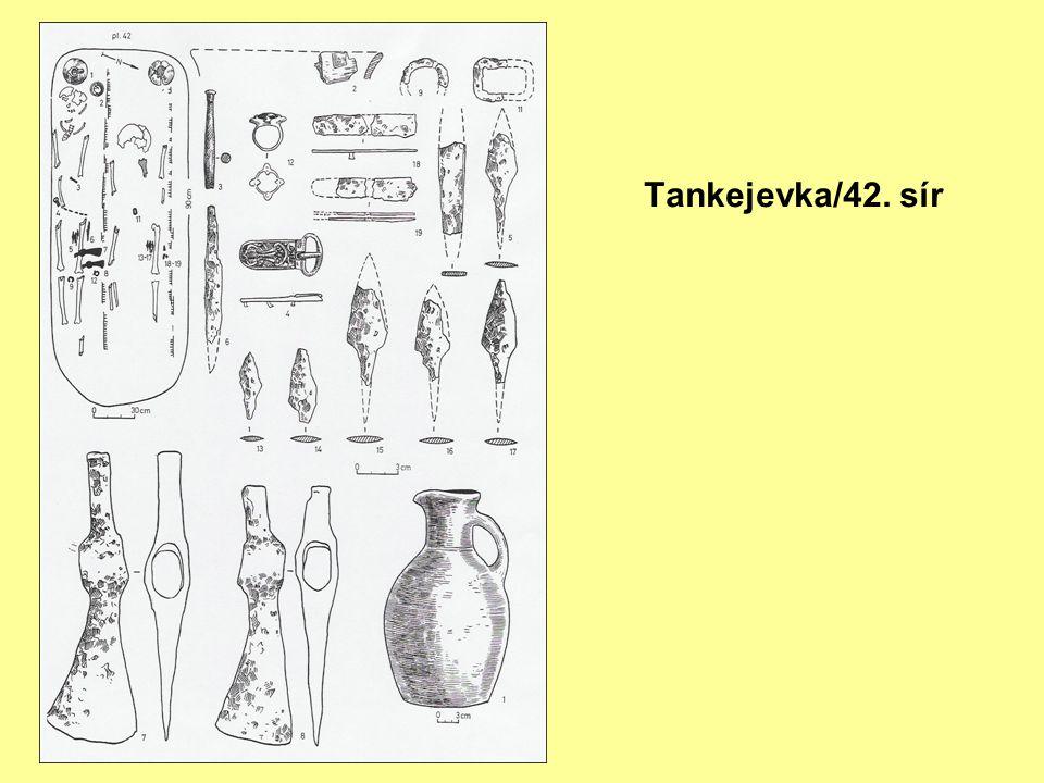 Tankejevka/42. sír