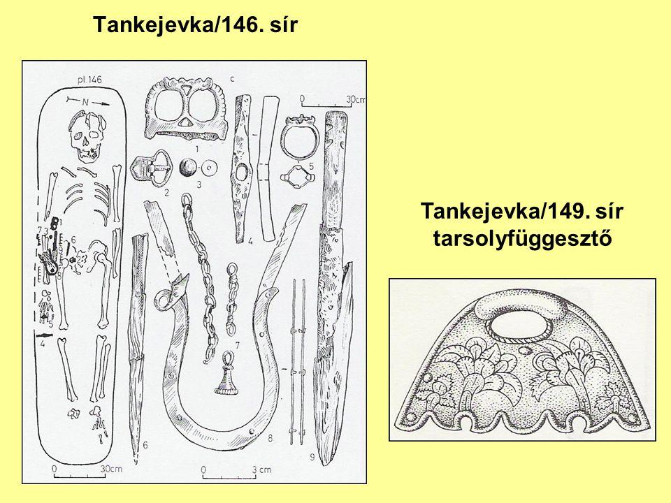 Tankejevka/146. sír Tankejevka/149. sír tarsolyfüggesztő