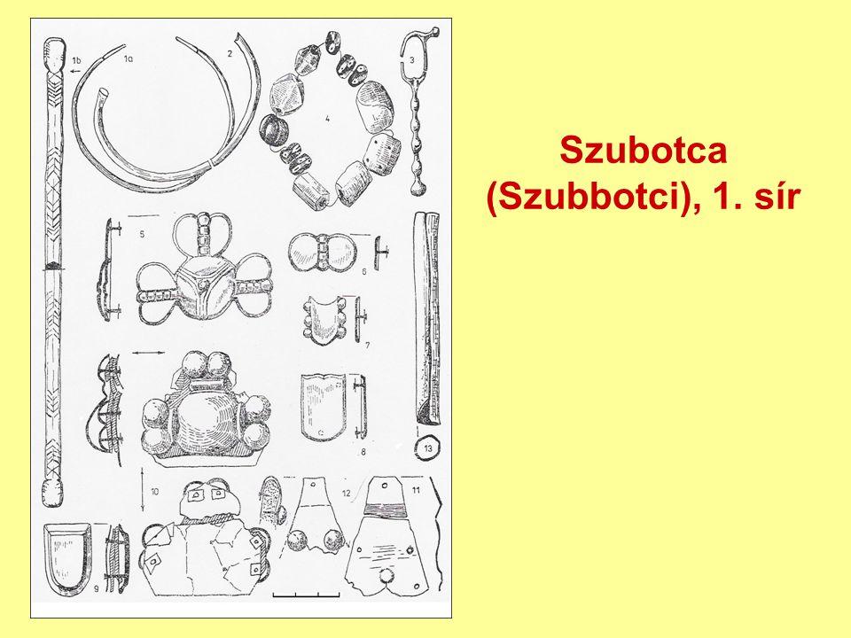 Szubotca (Szubbotci), 1. sír