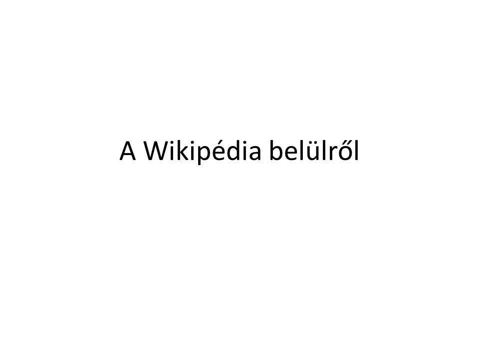 A Wikipédia belülről