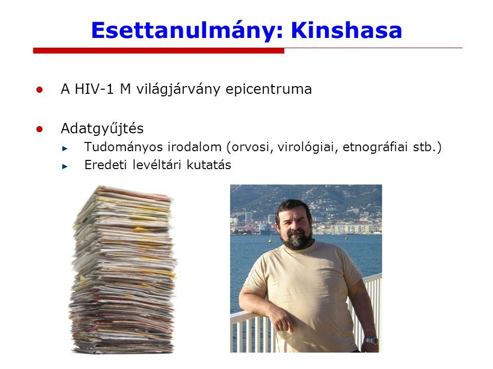 Esettanulmány: Kinshasa