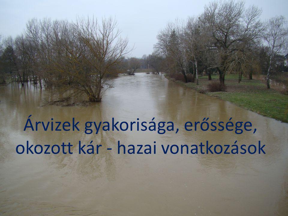 Az árvíz egy folyóvíz vízszintjének olyan mértékű emelkedése, amikor az medréből kilép.