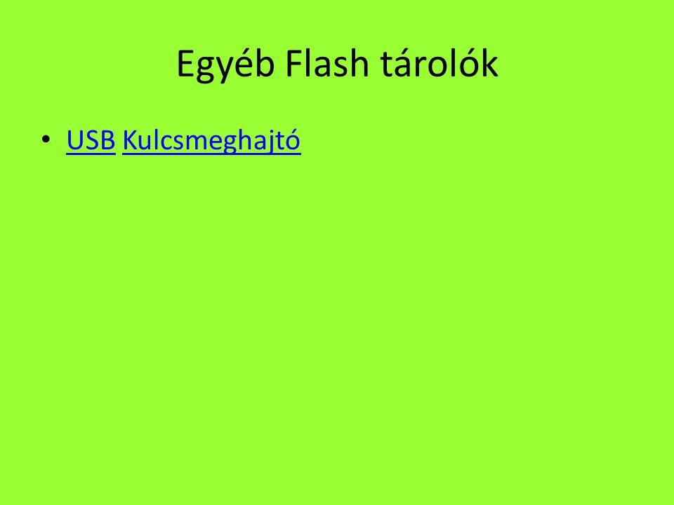 Egyéb Flash tárolók USB Kulcsmeghajtó USBKulcsmeghajtó