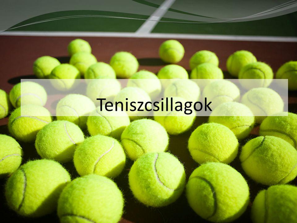 Teniszcsillagok