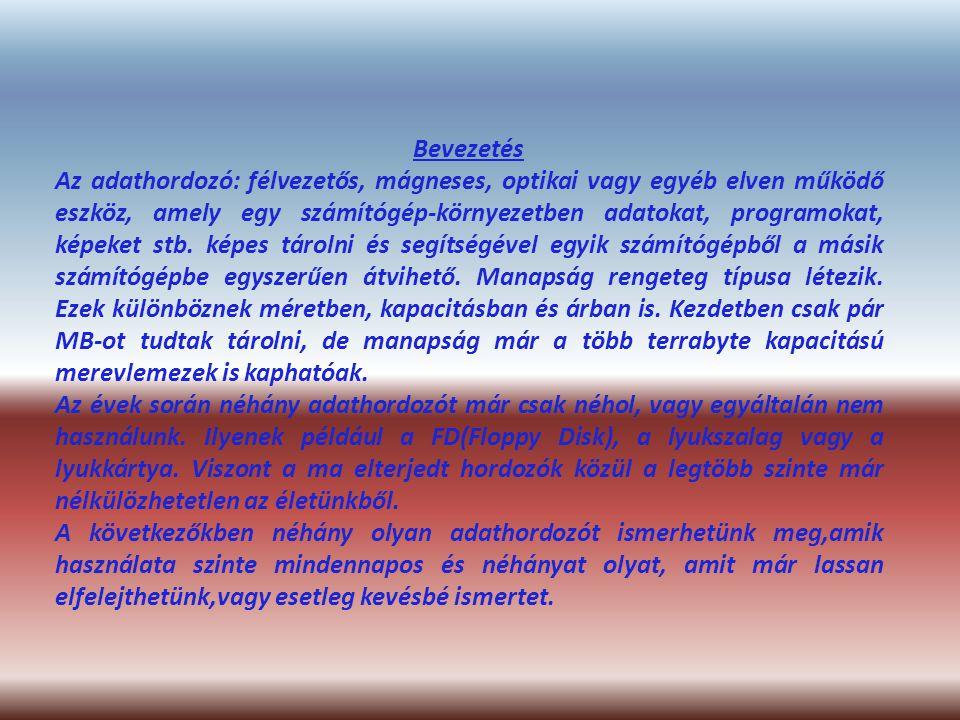 CD DVD BLU-RAY PENDRIVE MASTER BOOT RECORD MEREVLEMEZ HAJLÉKONYLEMEZ DVD-G GD-ROM