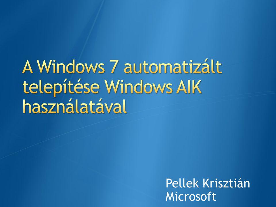 Pellek Krisztián Microsoft