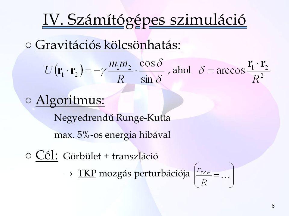 8 IV.